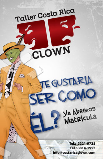 Taller Costa Rica Clown Nivel 1